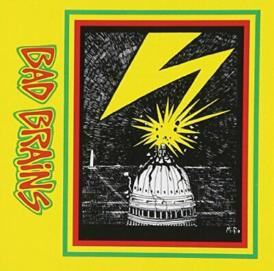 Bad Brains - Bad Brains - Bad Brains CD 3TVG The Cheap Fast Free Post The Cheap