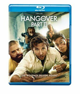 Hangover Part II [Blu-ray] [2011] [US Import] - DVD  6QVG The Cheap Fast Free