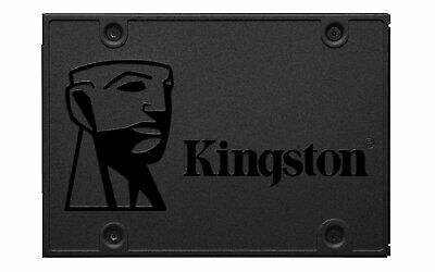 "Kingston SSD 120GB A400 2.5"" SATA III 500MB/sR 320MB/sW Solid State Drive New AU"