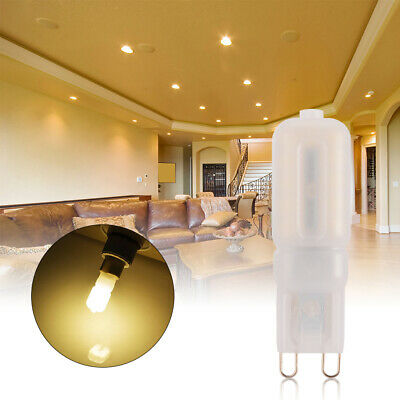 6PCS G9 8W LED Dimmable Capsule Bombilla Bulb Halogen Bulbo Blanco Cálido LD1116
