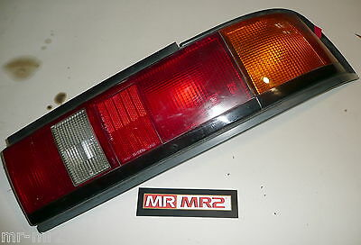 Toyota MR2 MK2 Turbo Revision1 Type Factory Rear Lights Mr MR2 Used Parts