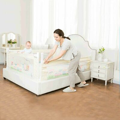 Baby Bed Rail Baby Bed Safety Guardrail Upgrade Cot Playpen Security Bed Fence