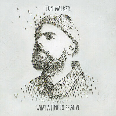 "Tom Walker : What a Time to Be Alive VINYL 12"" Album (2019) ***NEW***"