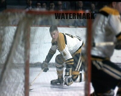 best service 097f6 e3985 1966 BOSTON BRUINS BOBBY ORR Glossy 8x10 Photo NHL Hockey ...