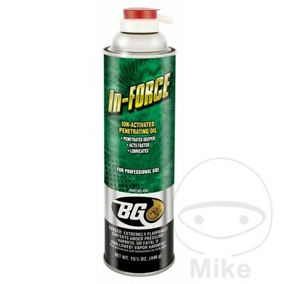 BG In Force Rust Remover Spray 446g