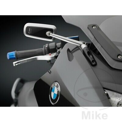 Rizoma Mirror Adaptor Black BMW C 650 GT ABS 2016