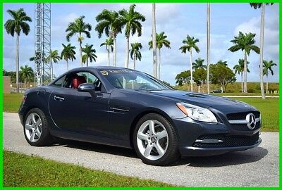 2014 Mercedes-Benz SLK-Class SLK 250 2014 SLK 250 Used Turbo 1.8L I4 16V Automatic RWD Convertible Premium