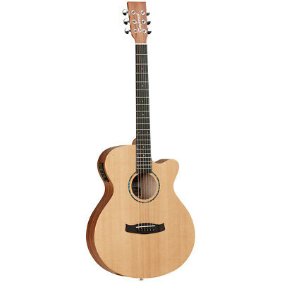 Tanglewood Roadster II TWR2 Electro Acoustic Guitar + Gig Bag, Spare strings