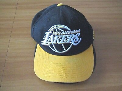 LAKERS LOS ANGELES ADIDAS NBA Hat snapback REGOLABILE BASEBALL CAPPELLO ef80695c100e