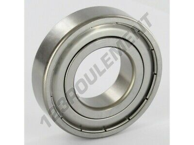 Roulement a billes W6206-2Z-SKF - 30x62x16 mm