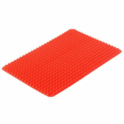 Non-stick Silicone Pyramid Pan Baking Mat Mould Cooking Sheet Oven Liner NE