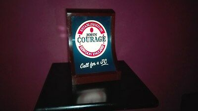 Luminoso Cerveza John Courage