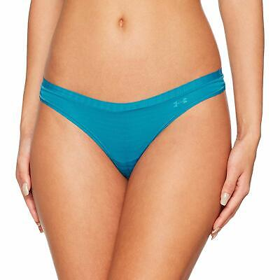 WOMENS UNDER ARMOUR Pure Stretch Thong UA Pure Sheers Thong Large ... 33930f0be