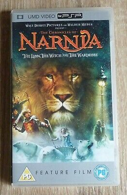 The Chronicles of NARNIA The Lion The Witch and The Wardrobe UMD VIDEO PSP