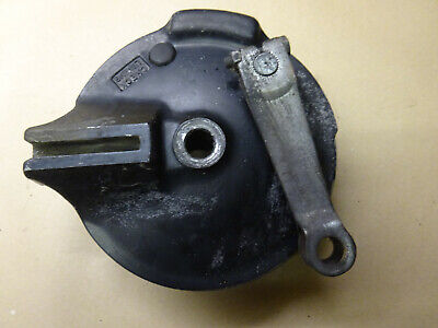 1979 Yamaha Dt125 Dt175 Mx Rear Brake Plate