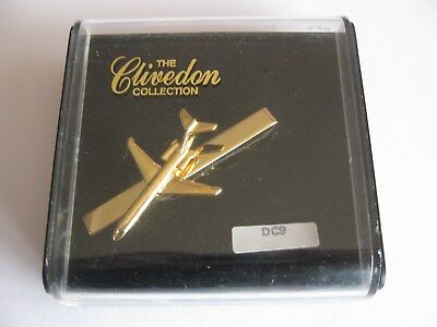 The Clivedon Collection Dc9 Pins Badge Pin