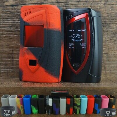Silicone Case for Smok Devilkin 225W & ModShield Tank Band Protective Cover