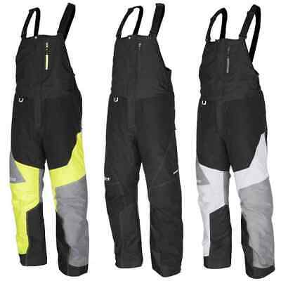 Klim Klimate Insulated Mens Snowmobile Pants Snow Winter Outerwear Cold Bibs