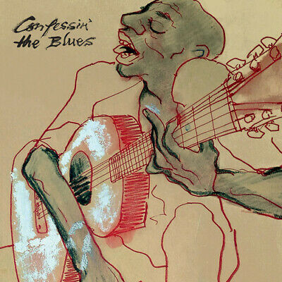 Confessin' The Blues (CD New)