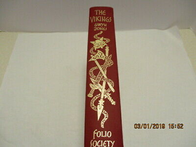 Folio Society The Vikings