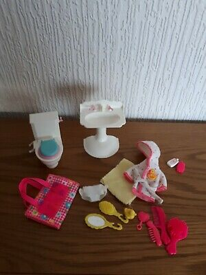Barbie Shelly Kelly Potty Training Set And Doll