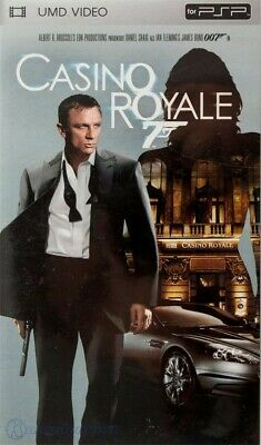 PSP - UMD Video - James Bond 007: Casino Royale DE/EN DE/EN mit OVP