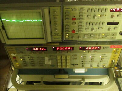 Wiltron 560-7A50 18GHz Detector for Anritsu Scalar Network Analyzers TESTED!