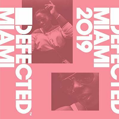 Various Artists-Defected Miami 2019 CD NEW