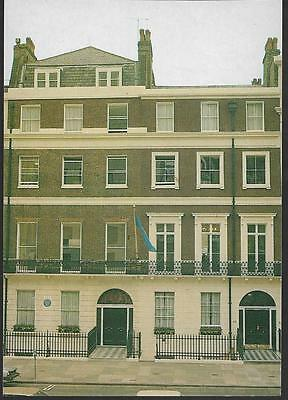 London - Institute of Cost & Management Accountants, Portland Place - postcard