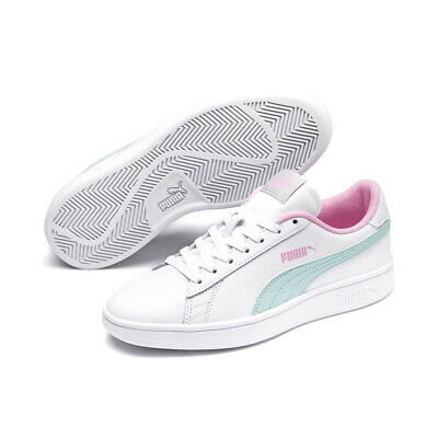 c8479dc9e0b PUMA TRAINERS SMASH L Jr Trainer Size Uk3 Brand New FREE DELIVERY ...