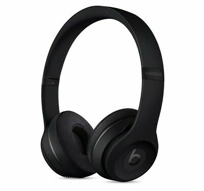 Beats by Dr. Dre Solo3 Wireless On the Ear Headphones  - Matte Black