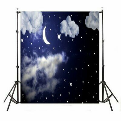 Star Night Sky Background Cloth Fashionable 3d Background Cloth For Presents YF