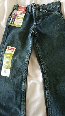 Wrangler NEW With Tags Boys Size 6 Slim Jeans