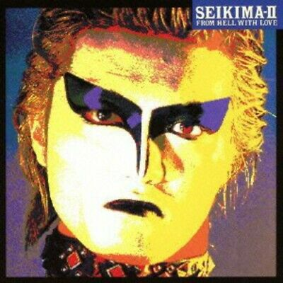 From Hell With Love - Seikima-Ii (CD New)