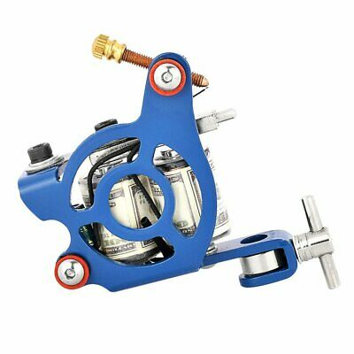 Coils Iron Tattoo Machine Liner Shader Portable Tattoo Guns Beauty Makeup IS