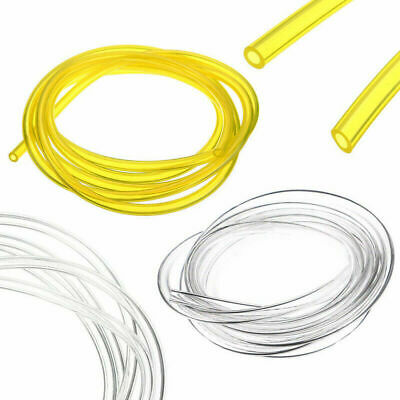 2m 1/8'*1/4' Smooth Fuel Tube Petrol Diesel Oil Line Soft Pipeline Hose Gas Pipe