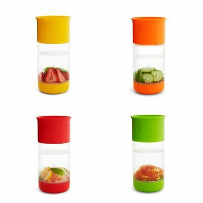 Munchkin Baby Toddler Kid Child Miracle 360 Fruit Infuser Cup 14 Oz 4 Colours