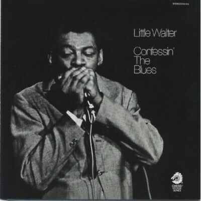 Confessin' The Blues - Little Walter (CD New)
