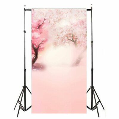 Photo Studio Simple Ten Miles Of Peach Blossoms Photography Durable Cloth CL