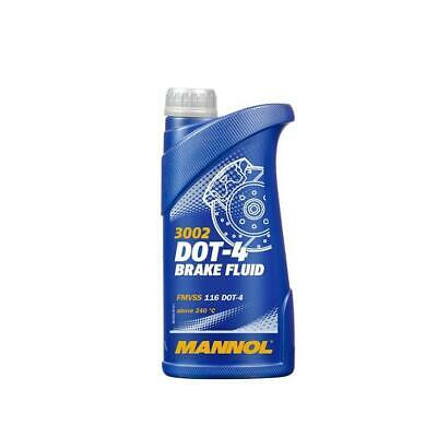 DOT 4  500 ml universal Brake Clutch Fluid SCT German Spec!!!