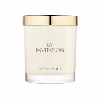 Michael Buble By Invitation Scented Candle 180g Boxed **Sale Price**