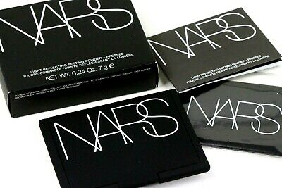 Nars Light Reflecting Setting Powder Pressed Translucent Crystal New In Box !!!