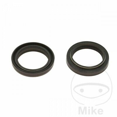 Motorcycle Fork Oil Seal Kit - Athena 37 x 49.1 x 8/10.5 Nok