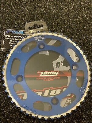 New Talon 46 Tooth Rear Sprocket Yamaha YZ 65 2019 Blue