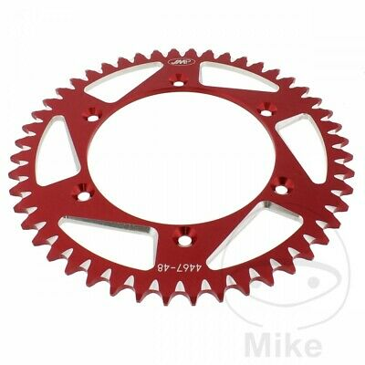 JMP Rear Sprocket 48T 520P Aluminium Red