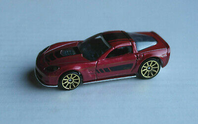 Hot Wheels 2009 Chevy Corvette ZR1 blutorangemetallic Multipack Exclusive HW ´09