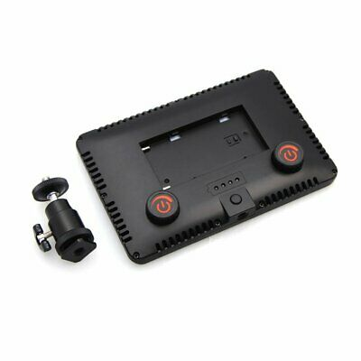 192 LEDs Video Light Portable Camera Photo Light Panel Dimmable for Camera  ~Z