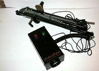 Video Eye Power Zoom Magnification System SA 5 For Vision Impaired