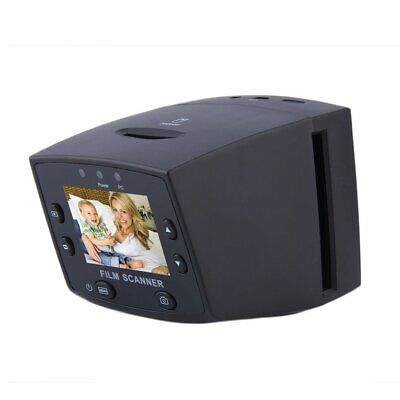 5 Mega Pixels 35mm Negative Film Slide Viewer Scanner USB Color Photo Cop PQ