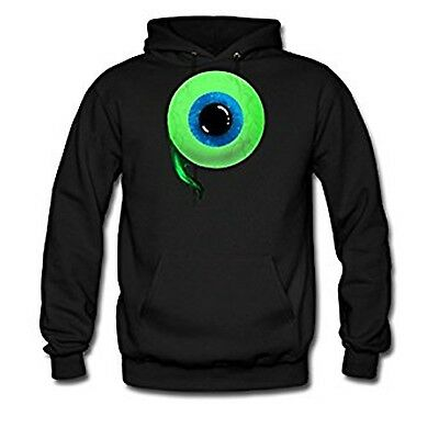 Jacksepticeye Kids Black Hoodie Gaming Gamer Youtuber Fan Size 7-9 M SALE!!
